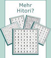 Hitori (Zahlen streichen)