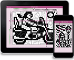 Cross-a-Pix for iPhone, iPad and Android