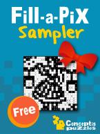Fill-a-Pix Sampler: Cover