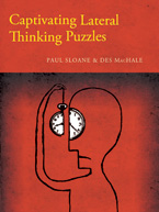 Captivating Lateral Thinking Puzzles: Cover