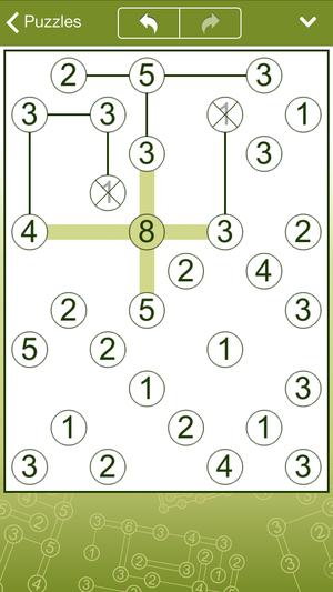 iPhone & iPad版 ブリッジパズル (iPhone)