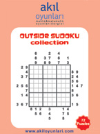 Outside Sudoku Collection 1: Cover