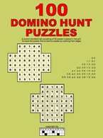 100 Domino Hunt Puzzles: Cover