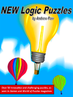 NEW Logic Puzzles: Cover