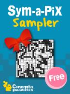 Sym-a-Pix Sampler: Cover