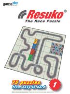 Resuko, The Race Puzzle: Cover