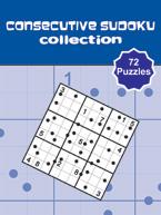 Consecutive Sudoku Collection 1: Cover