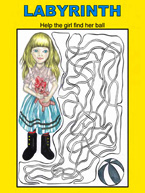 Labyrinth: Cover