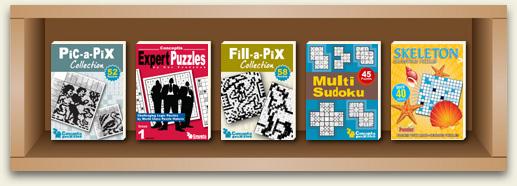Book Store: Download PDF puzzle books
