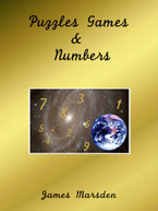 Puzzles, Games & Numbers: Cover