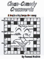 Clean-Comedy Crosswords: Cover