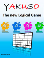 Yakuso, the New Logical Game: Cover