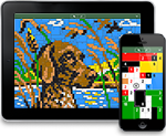 Block-a-Pix for iPhone, iPad and Android
